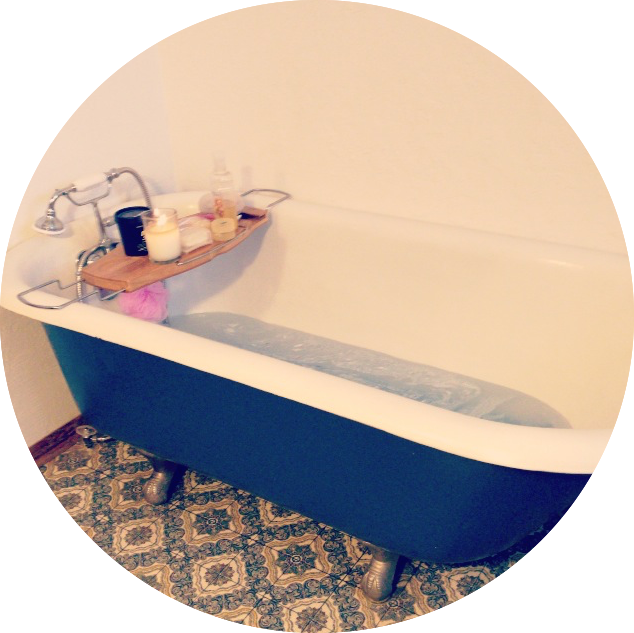 Tranquilosophy: Soak in the Tub - Kimberly Wilson