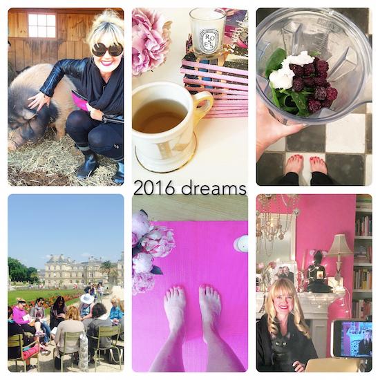 2016 dreams