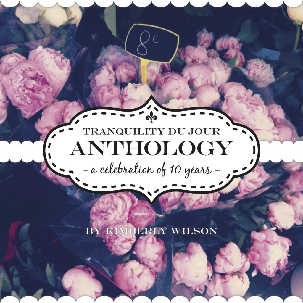 Anthology - Cover